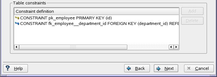 postgres how to add foreign key attributes
